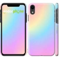 Чехол для iPhone XR Радуга 2 2920c-1560