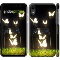 Чехол для iPhone XR Бабочки 2983c-1560