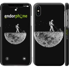Чехол для iPhone XS Moon in dark 4176m-1583