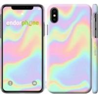Чехол для iPhone XS пастель 3855m-1583