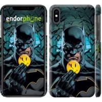Чехол для iPhone XS Max Бэтмен 2 4679m-1557