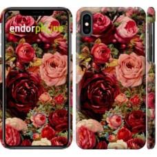 Чехол для iPhone XS Max Цветущие розы 2701m-1557