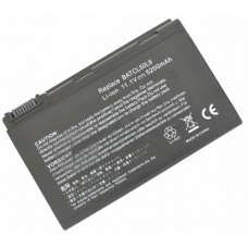 Батарея Acer Aspire 3100, 3690, 5100, 5110, 5610, 5630, 5650, 5680, 11,1V 5200mAh Black (50L6)