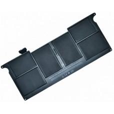 "Батарея Apple MacBook Air 11"" A1370 (2011), A1465 (2012-2013) 7.3V 4680mAh, Black Original (A1406)"
