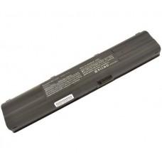 Батарея Asus A2, A2000, A2500, A42-A2, 14,8V 4400mAh Black (A2)