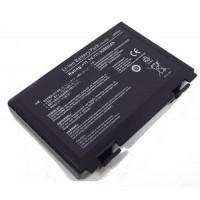 Батарея Asus F52, F82, K40, K50, K51, K60, K61, K70, X87, 11,1V, 5200mAh, Black (A32-F82)