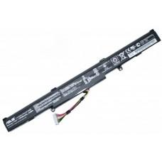 Батарея Asus A450, A450C, A750J, F450E, F450J, K550D, K751M, R571J, X450J, X750J 15V 2950mAh Black Original (A41-X550E)
