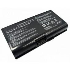 Батарея Asus F70, G71, G72, M70, N70, N90, X71, X72, X75, X90 14,8V 4400mAh Black (A42-M70)