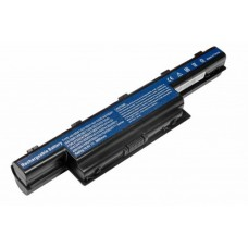 Батарея Acer Aspire 4552, 5551, 7551, TM 5740, 7740, eMachine D528, E440, G640, E640 11,1V 6600mAh Black