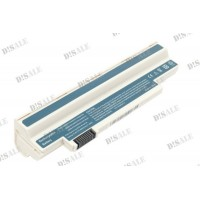 Батарея Acer Aspire One 532h, 10,8V 6600mAh White (Aspire ONE 532HHW)