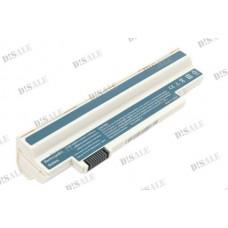 Батарея Acer Aspire One 532h, 10,8V 6600mAh White (Aspire ONE 532HHW)