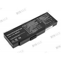 Батарея Fujitsu Amilo K7600, Easy Note E6000, E6 11,1V 4800mAh Black (BP8089)