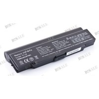 Батарея Sony VAIO VGN AR, CR, NR, SZ, BPL9, 11,1V 8800 mAh Black (BPL9HB)