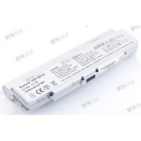 Батарея Sony VAIO VGN AR,CR 11,1V 6600mAh, Silver (BPL9HS)