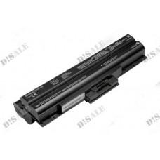 Батарея Sony VAIO VGN CS, FW, VPC-M 11,1V, 6600mAh, Black (BPS13HB)