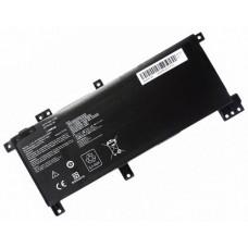 Батарея Asus X456UJ, X456UV, X456UF, X456UA, X456UR 7.6V 5000 mAh, Black (C21N1508)