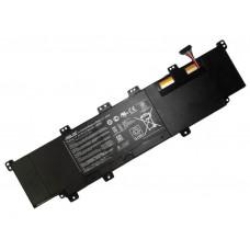 Батарея Asus X402, X402CA, VivoBook S300C, S300CA, S400C, S400CA, S400E 11.1V 4000mAh Black Original (C31-X402)