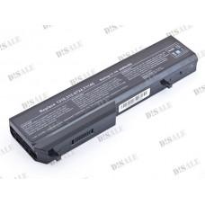 Батарея Dell Vostro 1310, 1320, 1510, 1520, 1530, 2510, N241H, 11,1V 4400mAh Black (K738H)