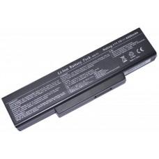 Батарея Asus F3 11,1V 4400mAh Black (F3)
