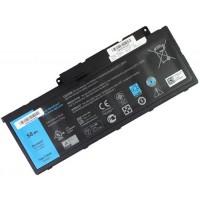 Батарея Dell Inspiron 14 7437, 15 7537, 17 7737 14.8V 3900 mAh, Black (F7HVR)