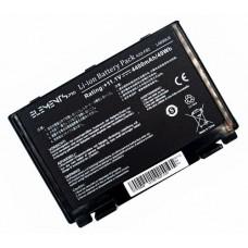 Батарея Asus F52, F82, K40, K50, K51, K60, K61, K70, X87, 11,1V, 4400mAh, Black (F82-3S2P-4400)