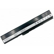 Батарея Asus A40, A42, A52, A62, B53, F85, K42, K52, K62, A32-N82, A42-K52, 10,8V 4400mAh Black (K42-3S2P-4400)