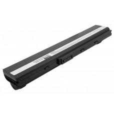 Батарея Asus A40, A42, A52, A62, B53, F85, K42, K52, K62, A32-N82, A42-K52 11,1V 6600mAh Black (K52H)