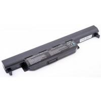 Батарея Asus K55, K45, K75, A55, A45, A75, P45, P55, X55, X75, X552, R400, R500, R700, U57 10,8V 5200mAh Black