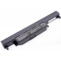 Батарея Asus K55, K45, K75, A55, A45, A75, P45, P55, X55, X75, X552, R400, R500, R700, U57 10,8V 4400mAh Black (K55C)