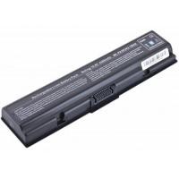 Батарея Toshiba Satellite A200, A215, A300, A350, A500, L300, L450, L500 10,8V 4400mAh Black (PA3534C)