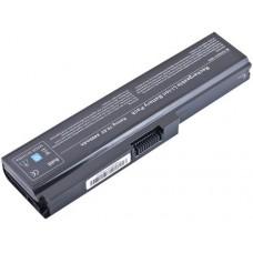 Батарея Toshiba Satellite A660, C650, L310, L515, L630, U400, U500, PA3634 10,8V 4400mAh Black (PA3634)