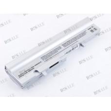 Батарея Toshiba Mini NB300, NB301, NB302, NB303, NB304, NB305, 10,8V, 5200mAh, Silver (PA3784)
