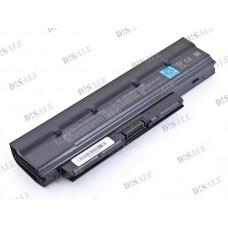 Батарея Toshiba Satelite T210D, T215D, T230, T235, T235D, Mini NB505 10,8V, 4400mAh, Black (PA3820)