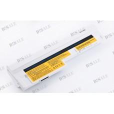 Батарея Lenovo IdeaPad S10-3, S205, U160, U165, 11,1V, 4400mAh, White (S10-3W)