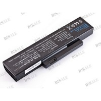 Батарея Fujitsu Esprimo Mobile V5515, V5535, V5555, 11,1V 4400mAh Black (V5515)