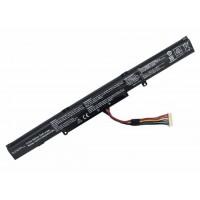 Батарея Asus A450, A450C, A750J, F450E, F450J, K550D, K751M, R571J, X450J, X750J 14.4V 2900mAh Black (X550E-4S1P-2900)
