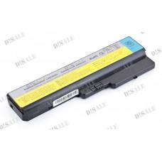 Батарея Lenovo IdeaPad Y450, Y550, L08L6D13, 11,1V 4400mAh Black (Y450)