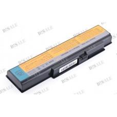 Батарея Lenovo IdeaPad Y500, Y510, Y530, Y710, Y730, MS2137, 11,1V 4400mAh Black (Y510)