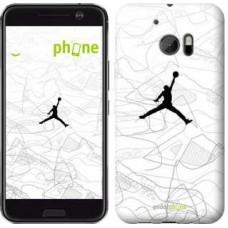 Чехол для HTC 10 Air Jordan 3688m-464