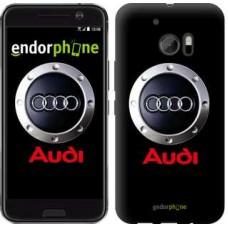 Чехол для HTC 10 Audi. Logo v2 3105m-464