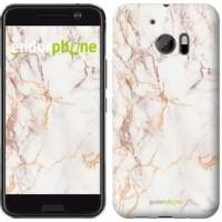 Чехол для HTC 10 Белый мрамор 3847m-464