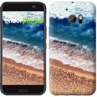 Чехол для HTC 10 Берег моря 3041m-464