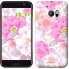 Чехол для HTC 10 Цвет яблони 2225m-464