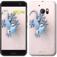 Чехол для HTC 10 Гекончик 1094m-464