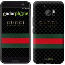 Чехол для HTC 10 Gucci 1 451m-464