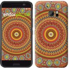 Чехол для HTC 10 Индийский узор 2860m-464