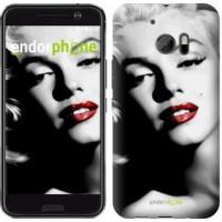 Чехол для HTC 10 Мэрилин Монро 2370m-464