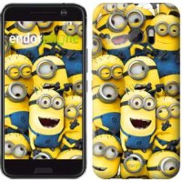 Чехол для HTC 10 Миньоны 8 860m-464