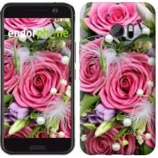 Чехол для HTC 10 Нежность 2916m-464