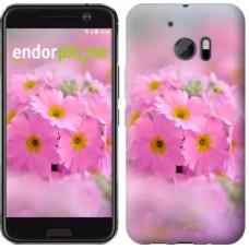 Чехол для HTC 10 Розовая примула 508m-464